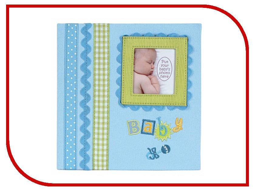 Фотоальбом Innova Memo Baby Memories 10x15/180 Q4403615M-1 Blue