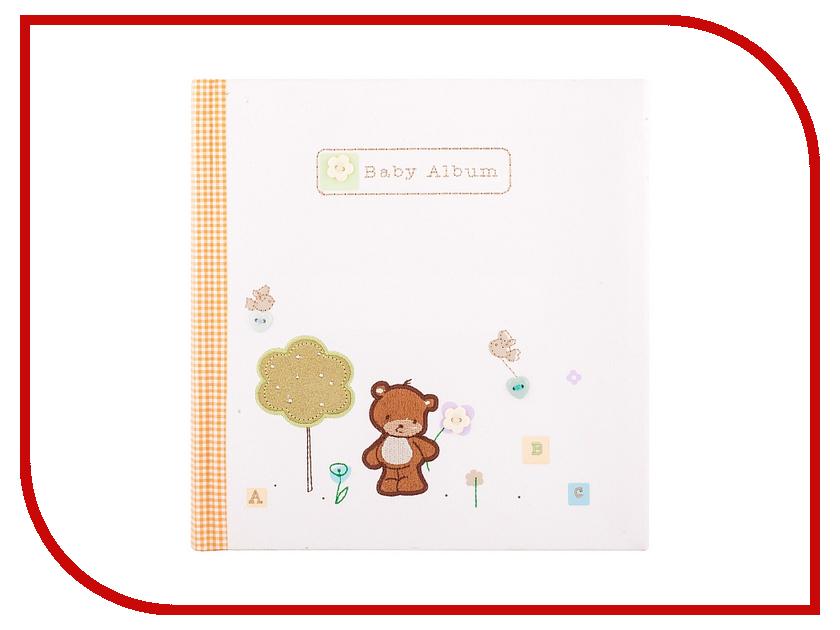 Фотоальбом Innova Bookbound Natural Baby Memo медвежонок 10x15/144