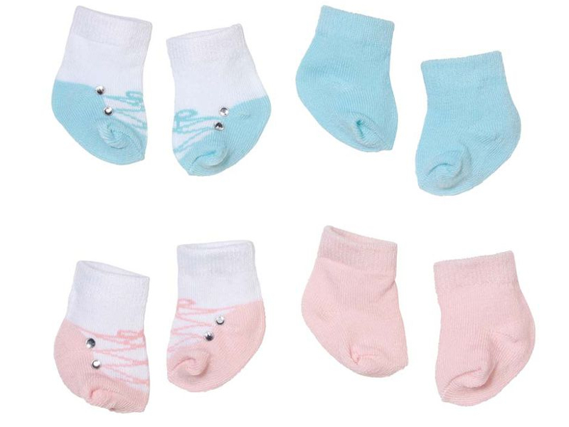 Одежда для куклы Zapf Creation Baby Annabell Носочки 792-285