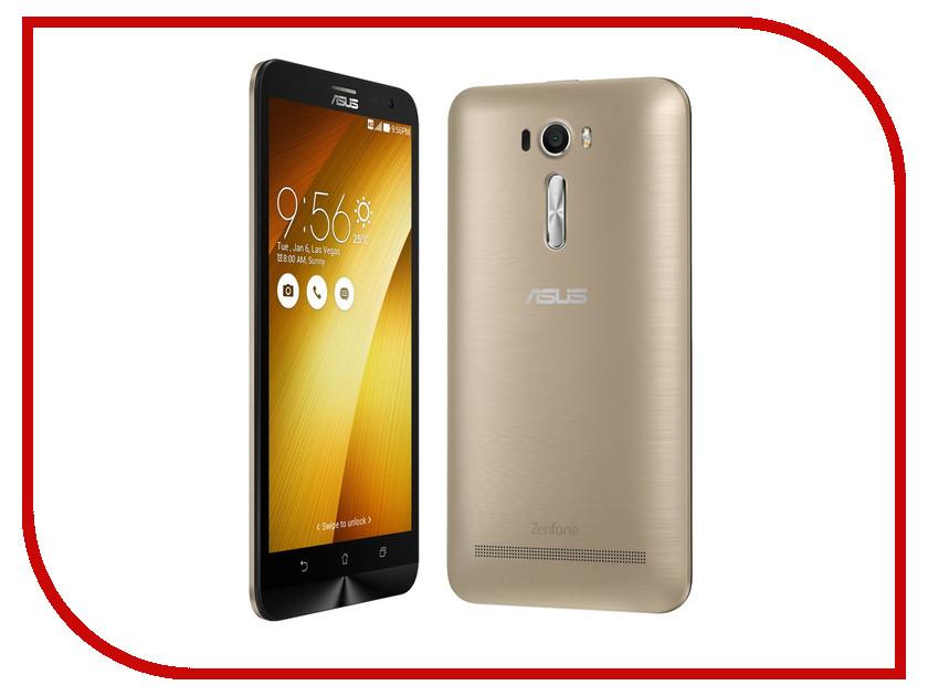 Сотовый телефон ASUS ZenFone 2 Laser ZE601KL 32Gb Gold<br>