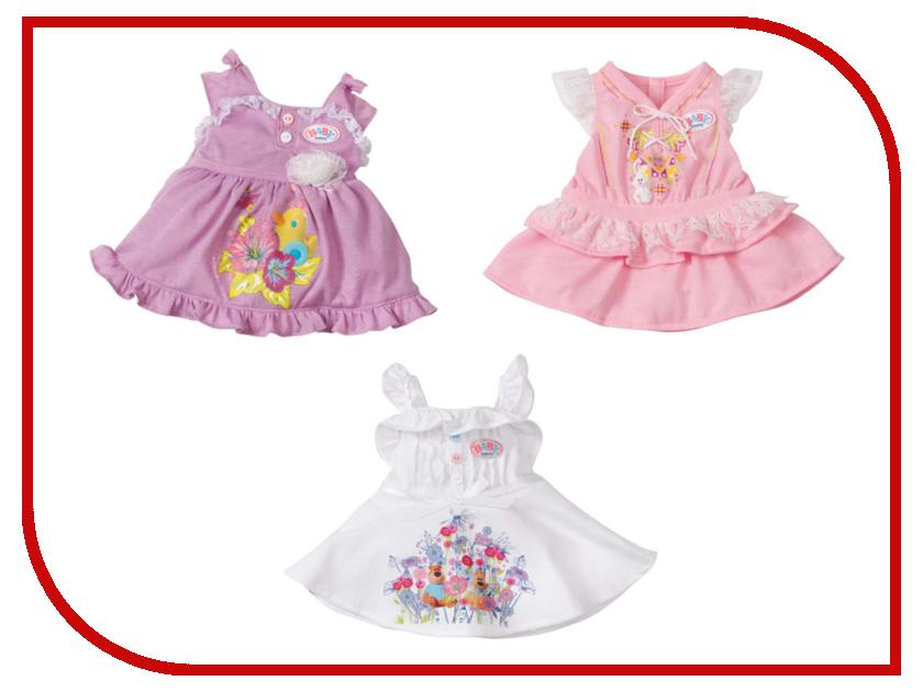 Игра Zapf Creation Baby Born 819-418 Платье<br>