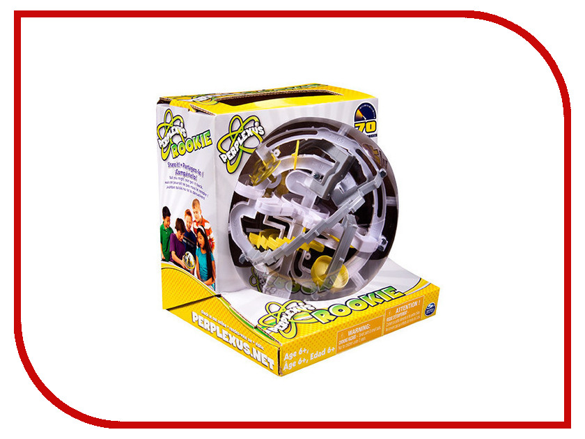 Головоломка Spin Master Perplexus Rookie 34176 super rookie changwon