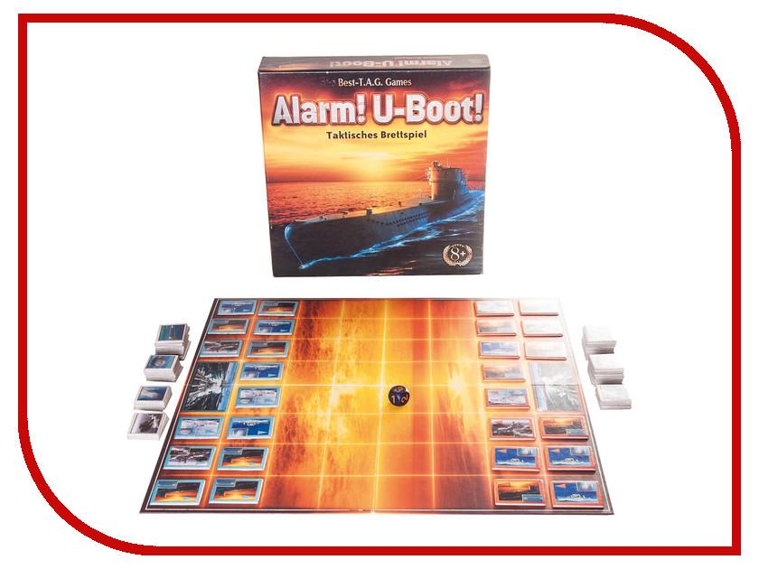 Настольная игра Spin Master Alarm! U-Boot! 4909282<br>