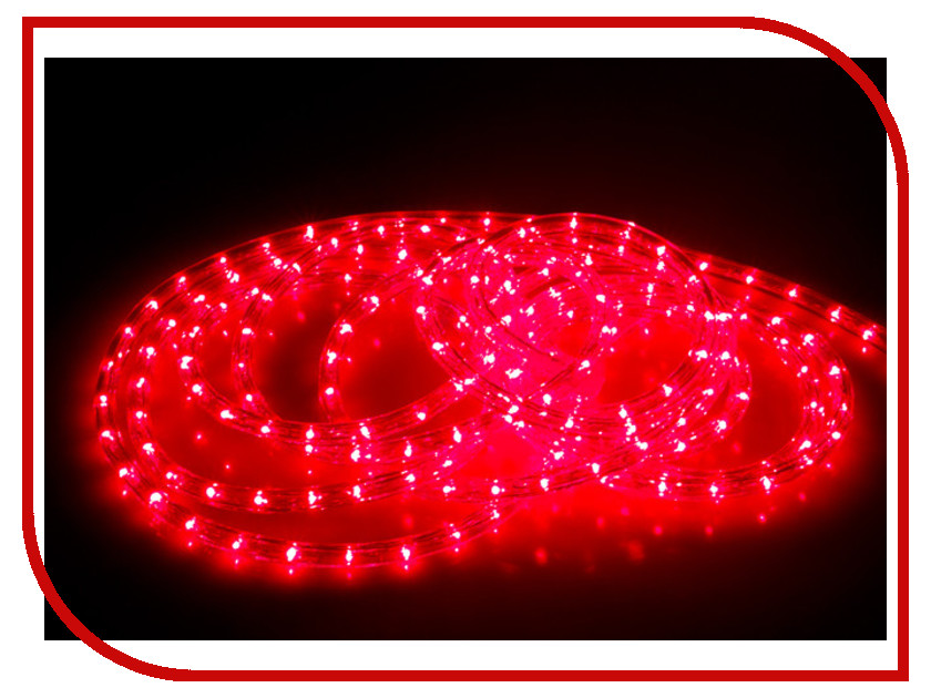 Гирлянда SnowHouse Дюралайт светодиодная LDRP3W06-R 6m