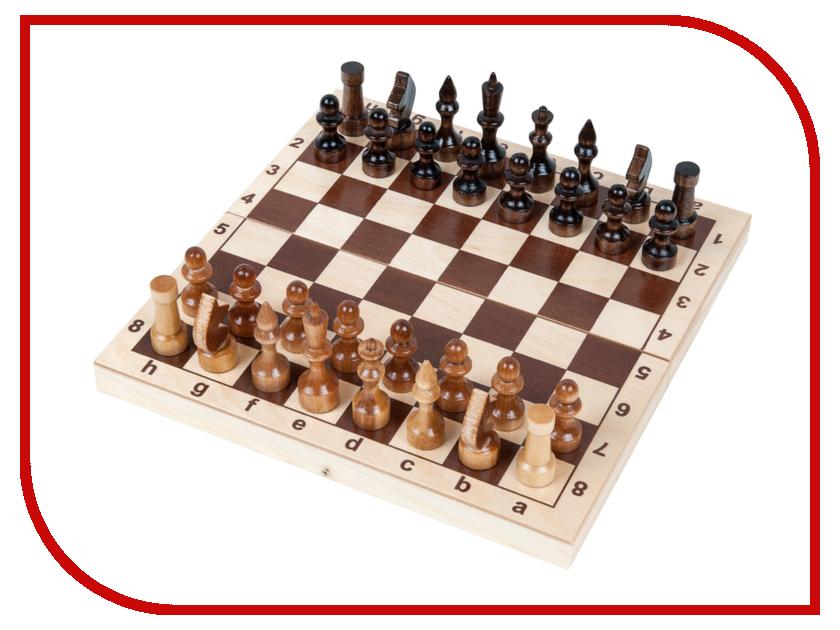 Игра Gamesdealer Шахматы Кировские 29х14.5х5 дорожные шахматы