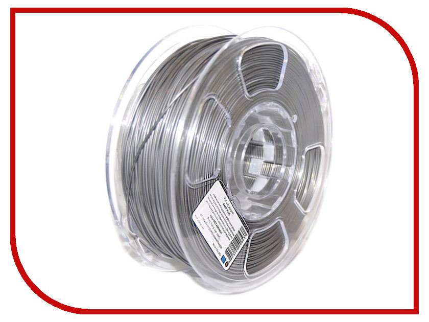 Аксессуар U3Print PLA-пластик 1.75mm 1kg Wet Asphalt HP