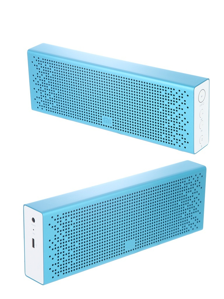 Колонка Xiaomi Mini Square Box 2 / Mi Bluetooth Speaker Blue