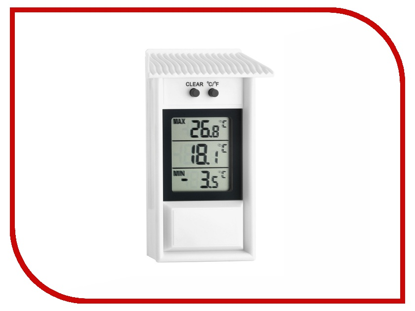 Термометр TFA 30.1053<br>
