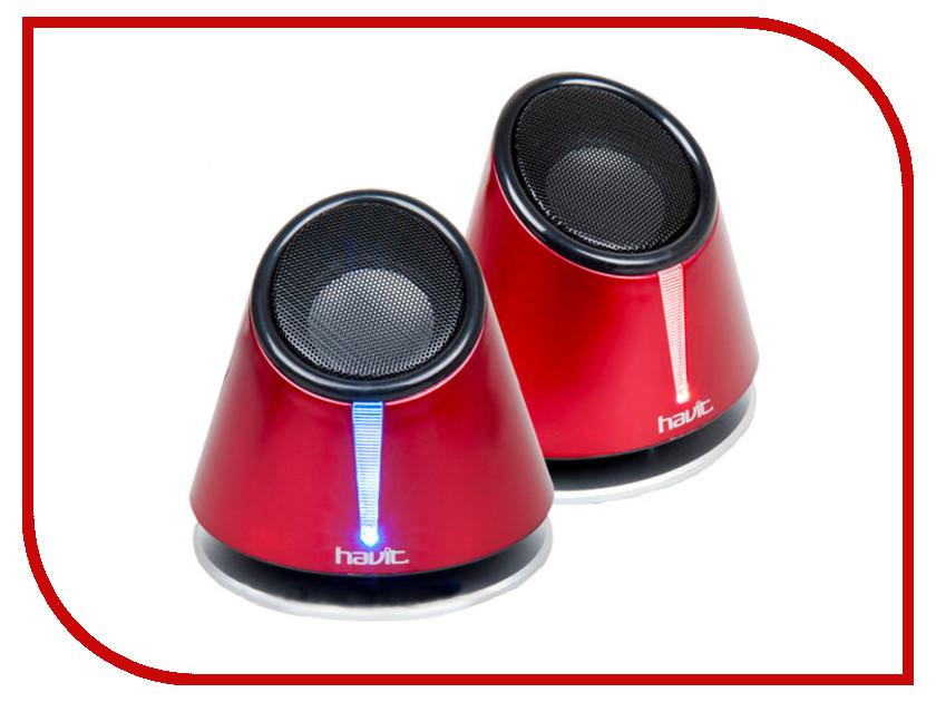 Колонки Havit HV-SK427 Black-Red