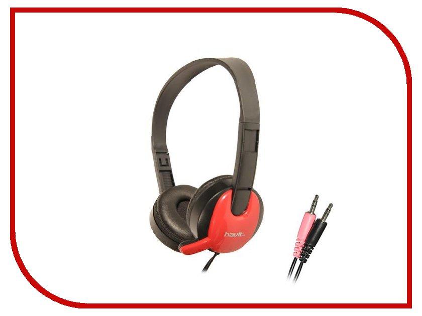 все цены на Havit HV-H607D Red онлайн
