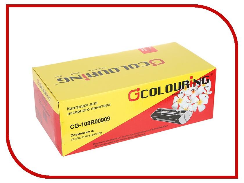 Картридж Colouring CG-108R00909 для Rank Xerox Phaser 3140/3155/3160B/3160N 2500 копий<br>