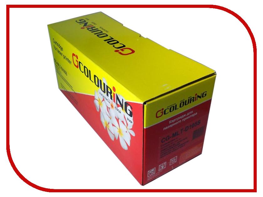 Картридж Colouring CG-MLT-D105S для Samsung ML-1911/2526/2581/SF-651/651P/651XIL/ML-1916K/1915K/1910K/2525K/2580NK/SCX-4610K/4605K/4600K/4623FK/4600/4601/4623F/4623X/SF650/650P 1500 копий<br>
