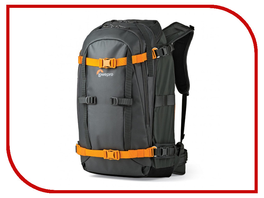 LowePro Whistler BP 450 AW Grey 83219 рюкзак lowepro quadguard bp x1 black grey 84468