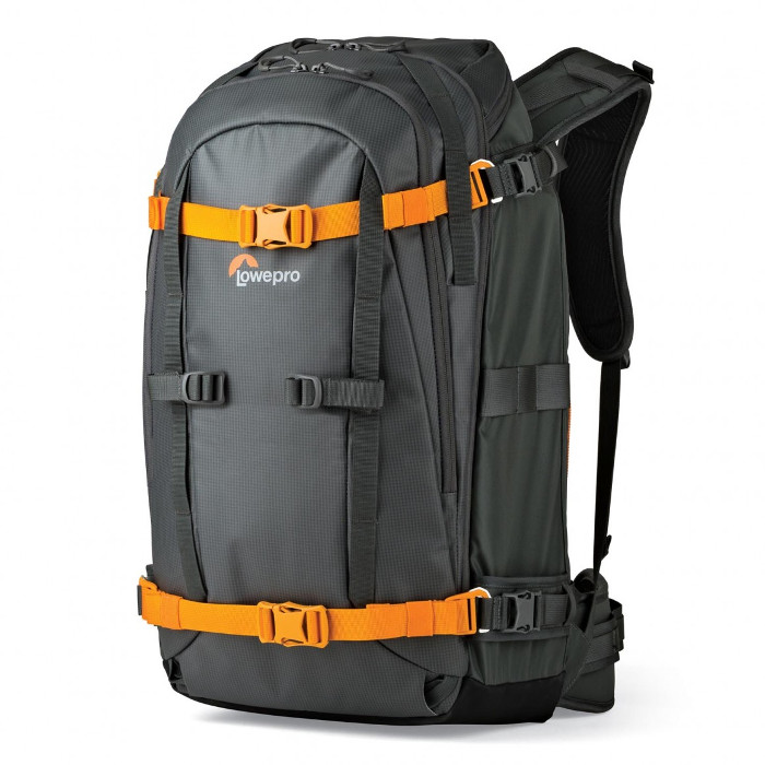 LowePro Whistler BP 450 AW Grey LP36897-PWW lowepro slingshot 302 aw lp36174 pww