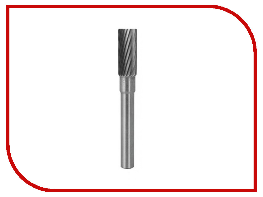 Насадка FIT 36591 Шарошка карбидная по металлу цилиндрическая<br>