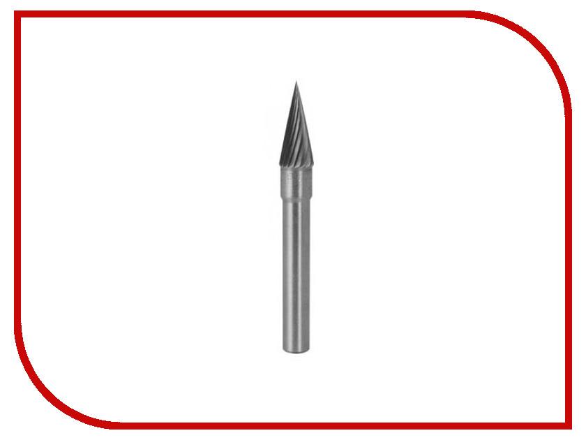 Насадка FIT 36596 Шарошка карбидная по металлу коническая с заостренным наконечником<br>