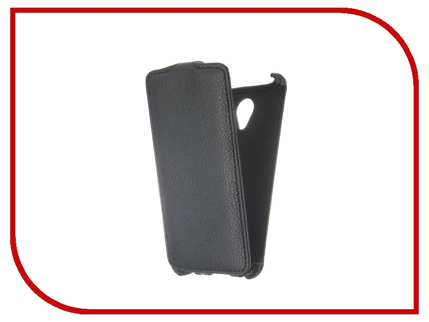 Аксессуар Чехол Lenovo A2010 Gecko Black GG-F-LENA2010-BL<br>