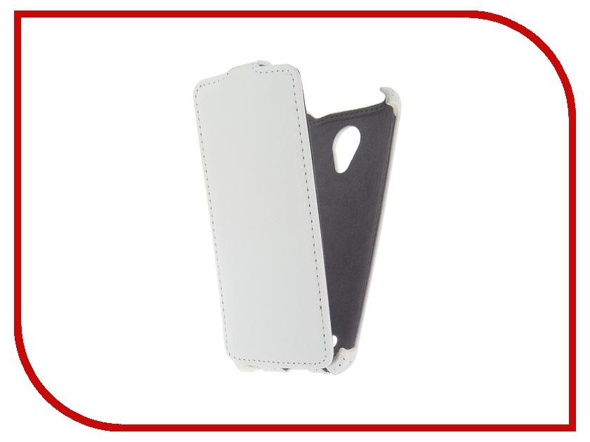 Аксессуар Чехол Lenovo A2010 Gecko White GG-F-LENA2010-WH<br>