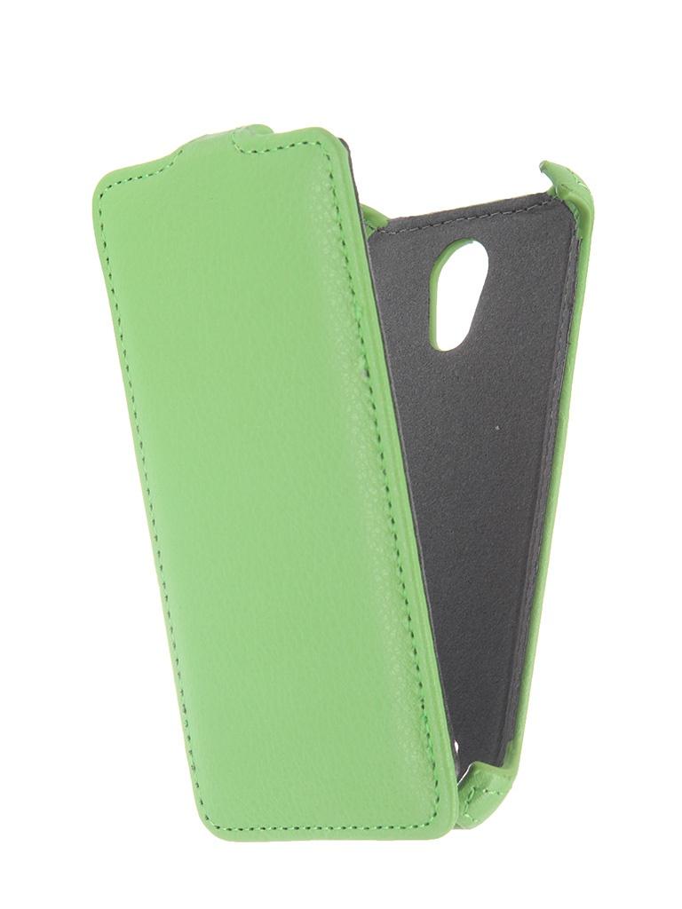 Аксессуар Чехол Lenovo A2010 Gecko Green GG-F-LENA2010-GR<br>