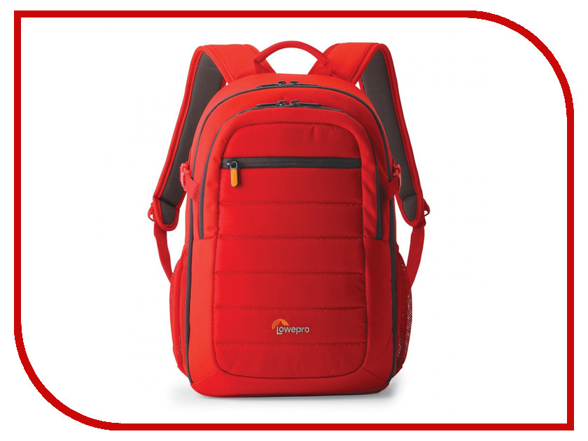 LowePro Tahoe BP 150 Red LP36894-PWW рюкзак lowepro quadguard bp x2 black grey lp37011 pww