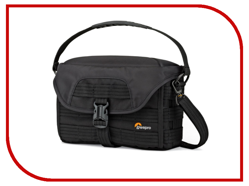 LowePro ProTactic SH 120 AW Black 83225 lowepro apex 120 aw black