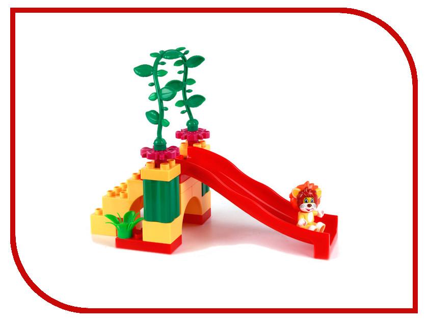 Игрушка Город Мастеров Горка с фигуркой львенка BB-6755-R<br>
