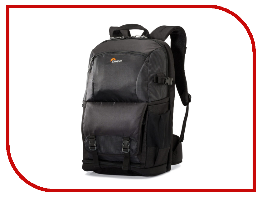 LowePro Fastpack BP 250 AW II Black LP36869-PWW рюкзак lowepro quadguard bp x2 black grey lp37011 pww