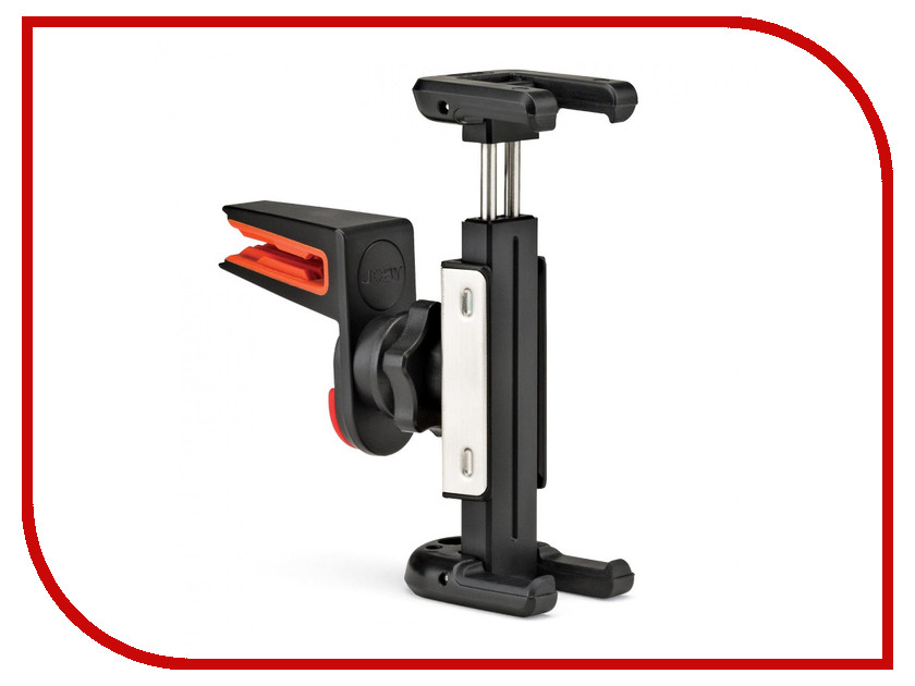 Держатель Joby GripTight Auto Vent Clip 83243 для смартфонов 54-72mm JB01381-BWW цена и фото