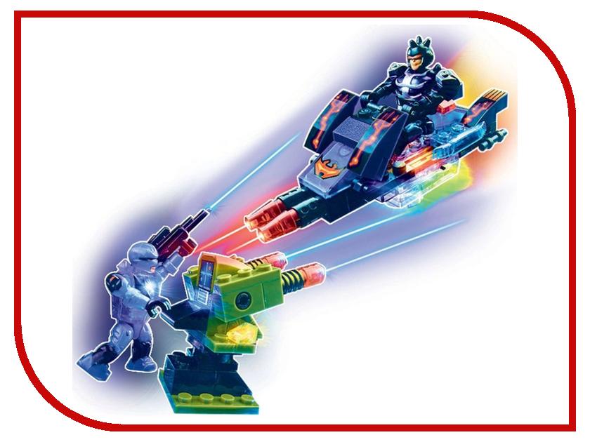 Игрушка Конструктор Lite Brix Военный транспорт и фигурка 35839<br>
