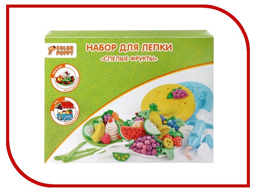 Набор для лепки Color Puppy Спелые фрукты 240г 631026<br>