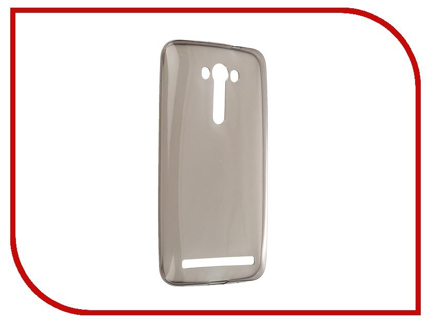 Аксессуар Чехол-накладка ASUS Zenfone 2 Laser ZE550KL Gecko Grey S-G-ASZE550KL-GRAY<br>