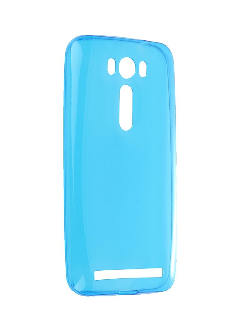 ��������� �����-�������� ASUS Zenfone 2 Lazer ZE500KL Gecko Blue S-G-ASZE500KL-BLU