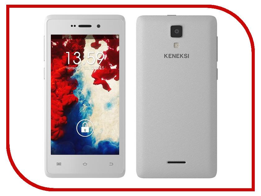 Сотовый телефон KENEKSI Flame White<br>