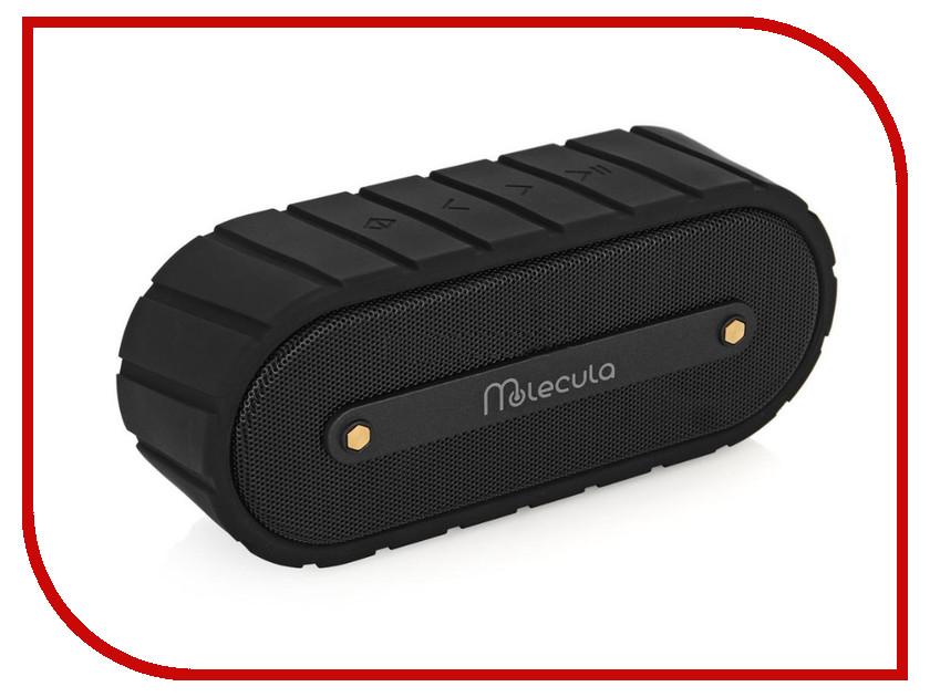 Колонка Molecula BPS-201 Bluetooth Black