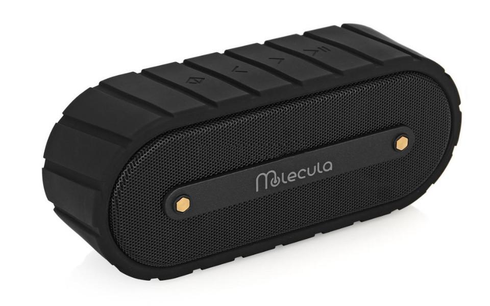 Колонка Molecula BPS-201 Bluetooth Black<br>