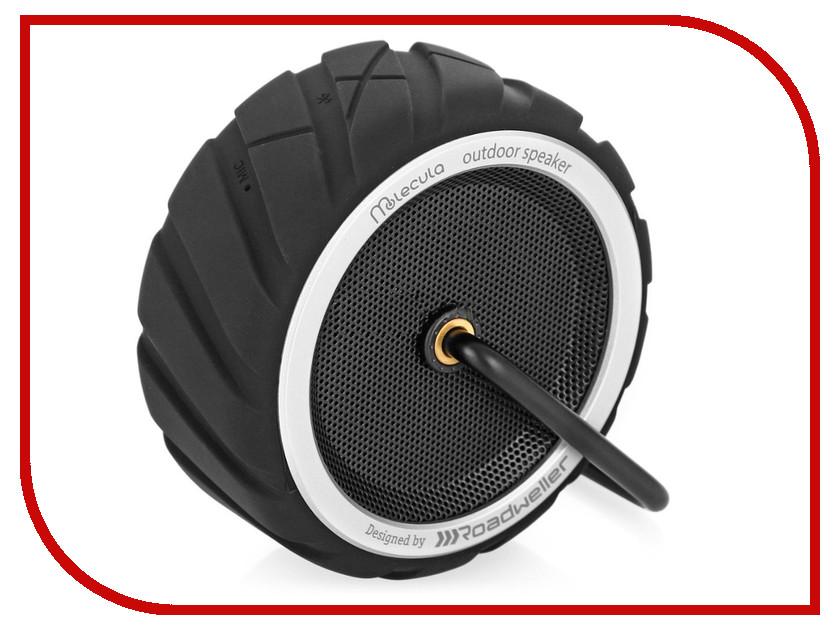 Колонка Molecula BPS-101 Bluetooth Black-Silver