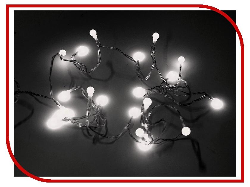 Гирлянда Koopman International Цветные шарики 1.9m холодный White XX8710860