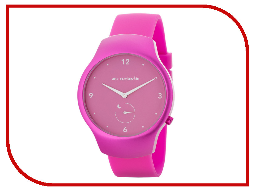 Умные часы Runtastic Moment Fun RUNMOFU3 Pink