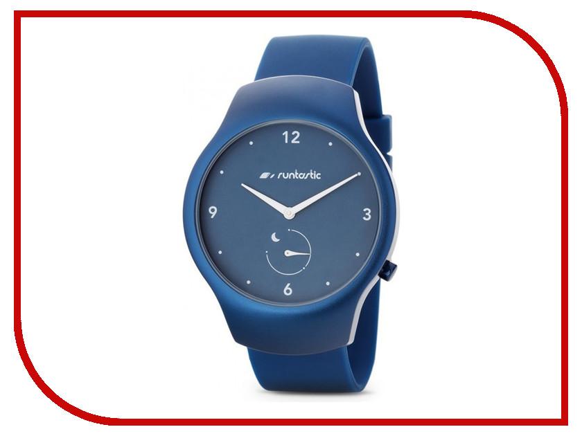Часы наручные аналоговые Runtastic Moment Fun RUNMOFU2 Blue