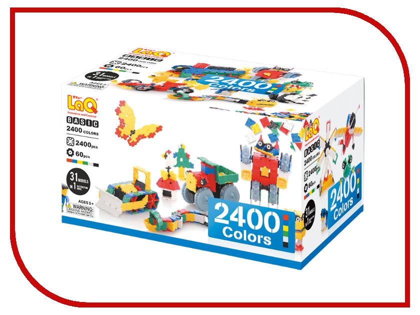 Игрушка Конструктор LAQ Basic 2400 Colors<br>