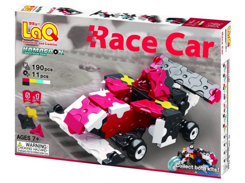 Конструктор LAQ Hamacron Race Car<br>
