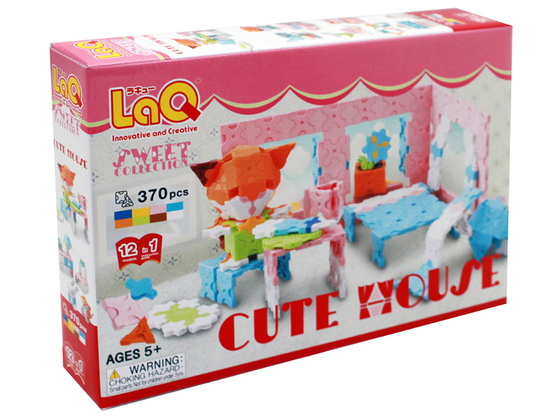 Конструктор LAQ Sweet Collection Cute House<br>