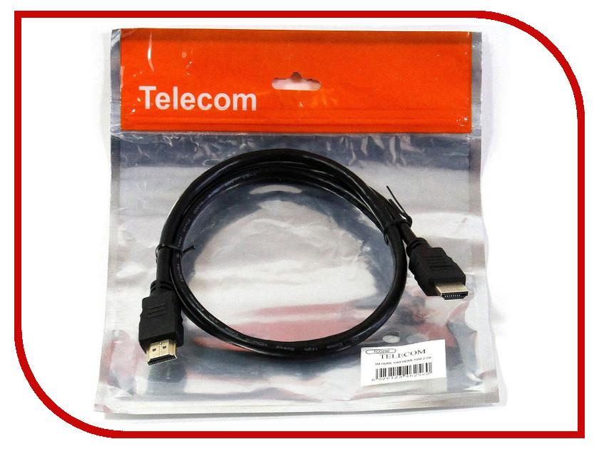 Аксессуар Telecom HDMI 19M ver 2.0 1m TCG200-1M fl2 7b6s 1m photoelectric switch