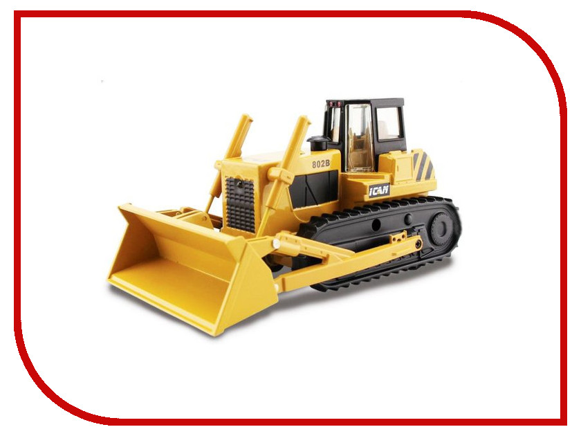 Радиоуправляемая игрушка Пламенный мотор Трактор-погрузчик 870158<br>