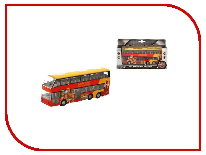 Игрушка Пламенный мотор Автобус Двухэтажный 870160<br>