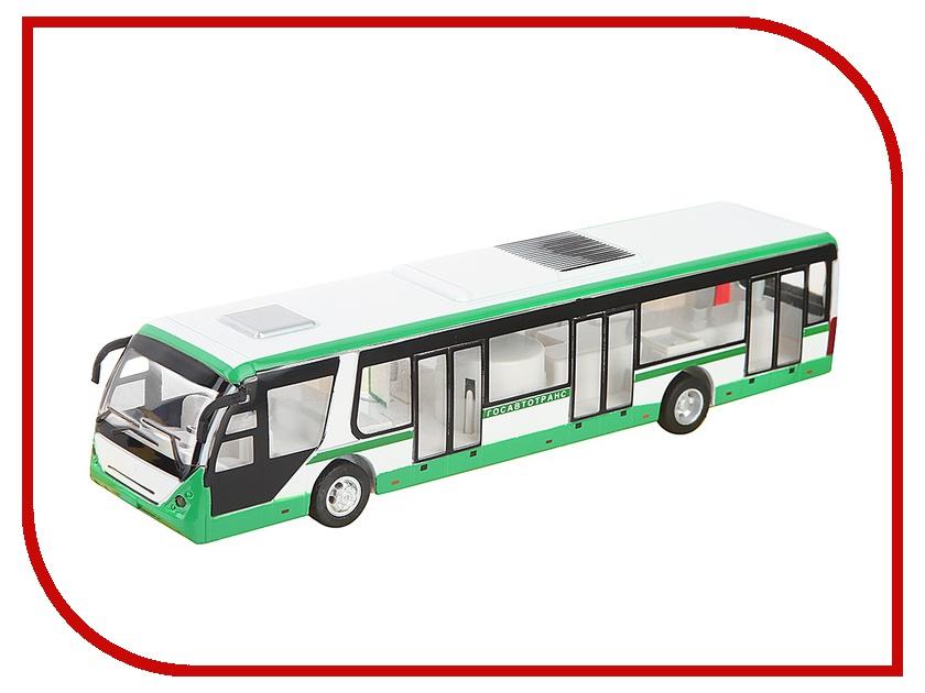 Игрушка Пламенный мотор Автобус Муниципальный 870161<br>