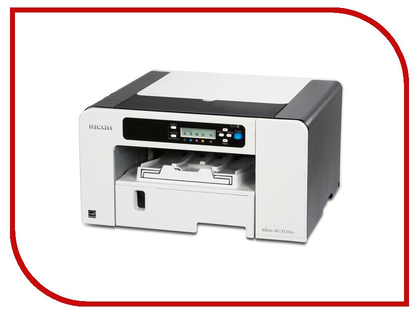 Принтер RICOH Aficio SG 3110DN<br>