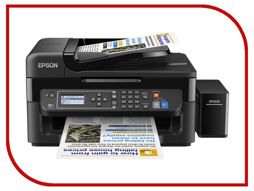 МФУ L566  МФУ Epson L566