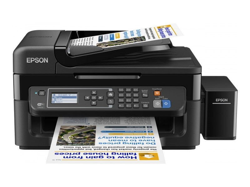 МФУ Epson L566 eat right 4 your type