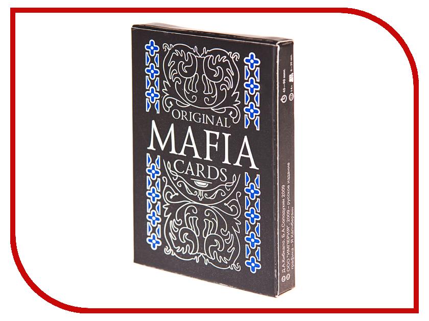 Настольная игра Magellan Мафия пластиковая карта MAG00021<br>